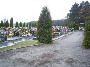 Cmentarz w Boruszowicach